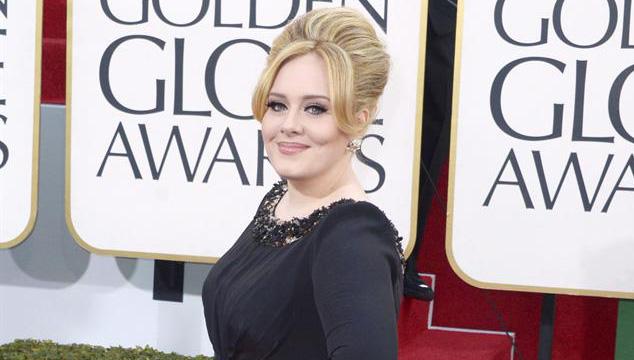 imagen Adele interpretará Skyfall en la ceremonia de los Oscar