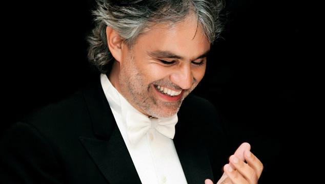 """imagen El nuevo disco de Andrea Bocelli, """"Pasión"""", sale a la venta el 29 de enero"""