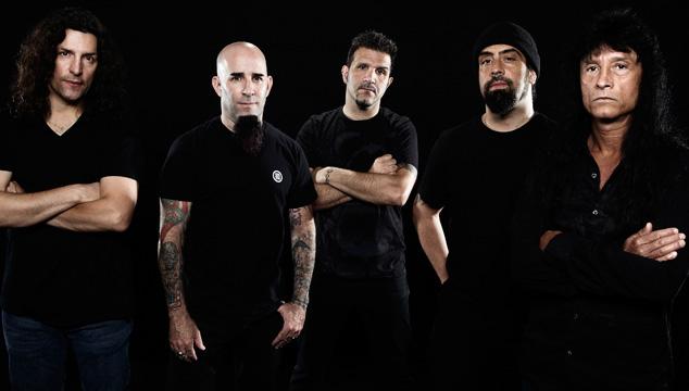 """imagen Anthrax hace un tributo a Rush y publica su versión de """"Anthem"""""""