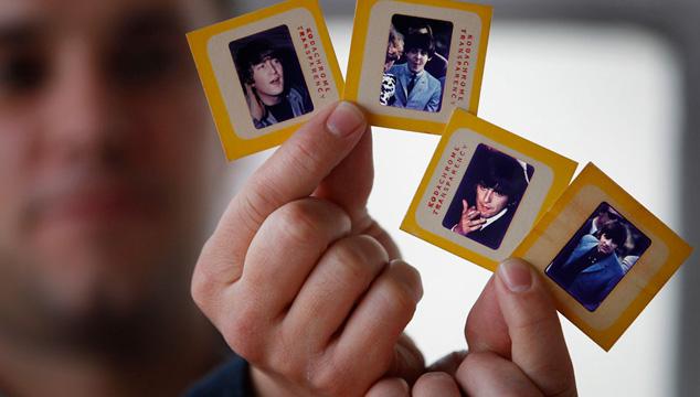 imagen Subastarán 65 fotos inéditas de The Beatles