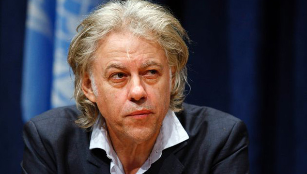 imagen Bob Geldof cree que el rock ya ha terminado y será sustituido por redes sociales