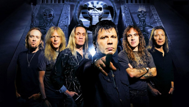 imagen CIUDAD SONORA – Iron Maiden: el castillo aéreo
