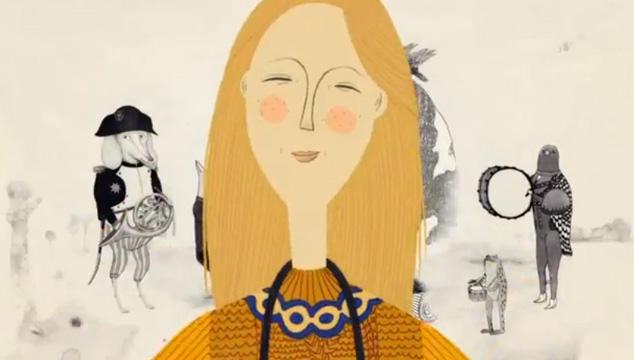 imagen Paul McCarthey comparte una animación hecha por Linda McCartney