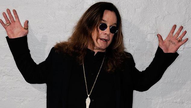 imagen Ozzy Osbourne salió herido de un incendio en su casa