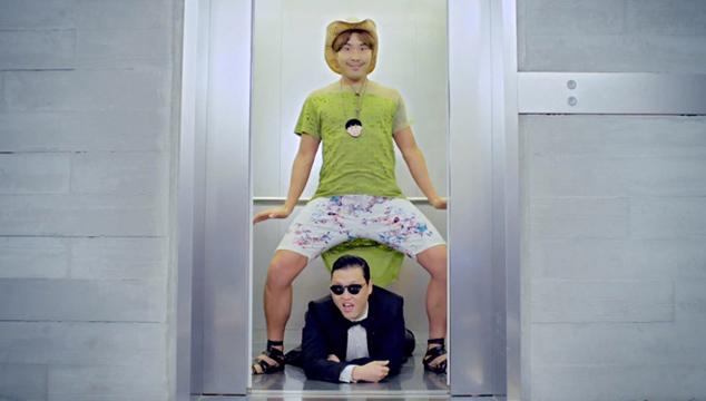 imagen Gangnam Style generó ocho millones de dólares por concepto de publicidad en Youtube