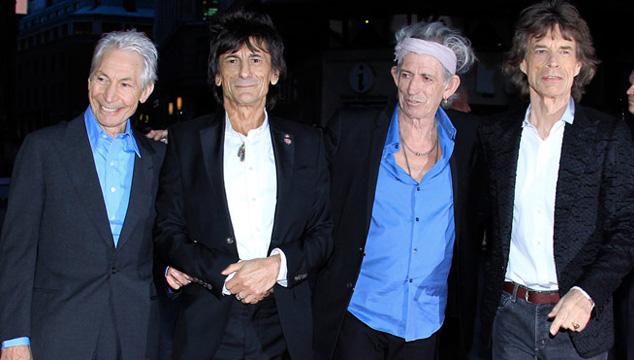imagen El Festival Coachella no ha contactado a los Rolling Stones