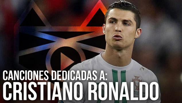 imagen ESPECIAL: Canciones dedicadas a Cristiano Ronaldo