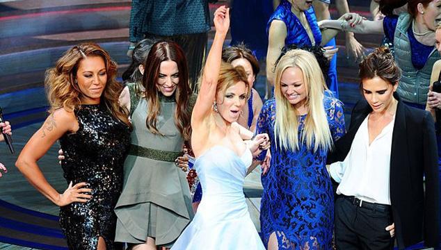 imagen El musical de las Spice Girls no arrasa en taquilla