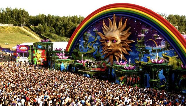 imagen Tomorrowland es el mejor festival de música en Europa