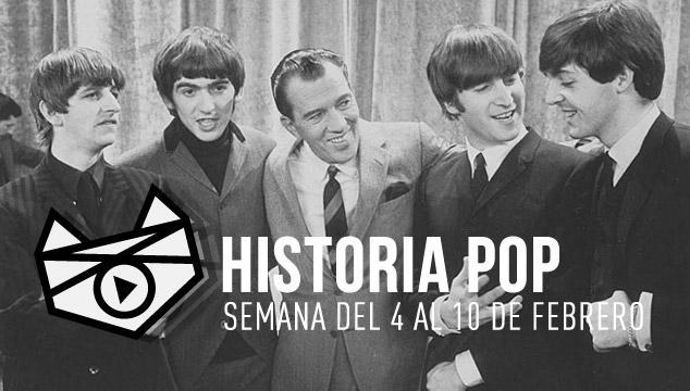 imagen Historia Pop (Semana del 4 al 10 de Febrero)