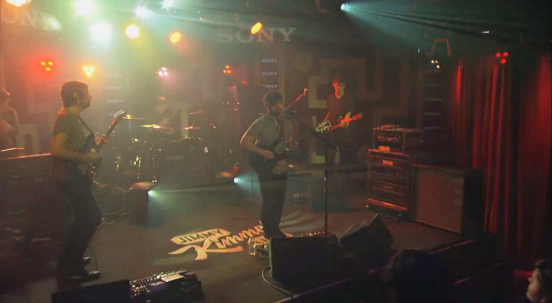 imagen Foals en Jimmy Kimmel Live! (VIDEOS)