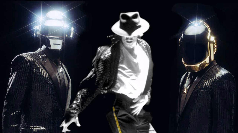 imagen Daft Punk y Michael Jackson hubiera sonado así (AUDIO)