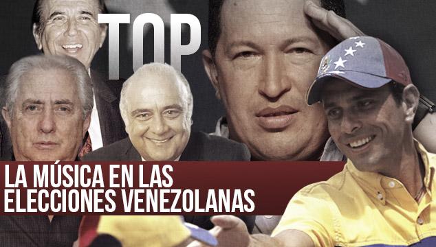imagen Cochino Top: La música en las elecciones venezolanas