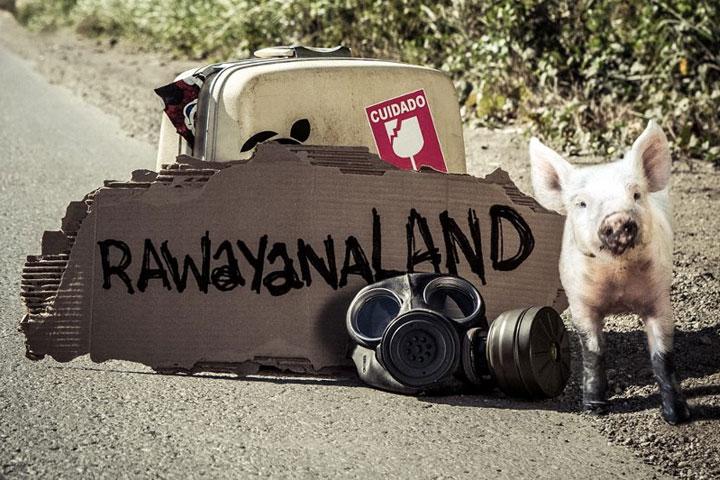 imagen Escucha en su totalidad el nuevo álbum de Rawayana, 'Rawayanaland'