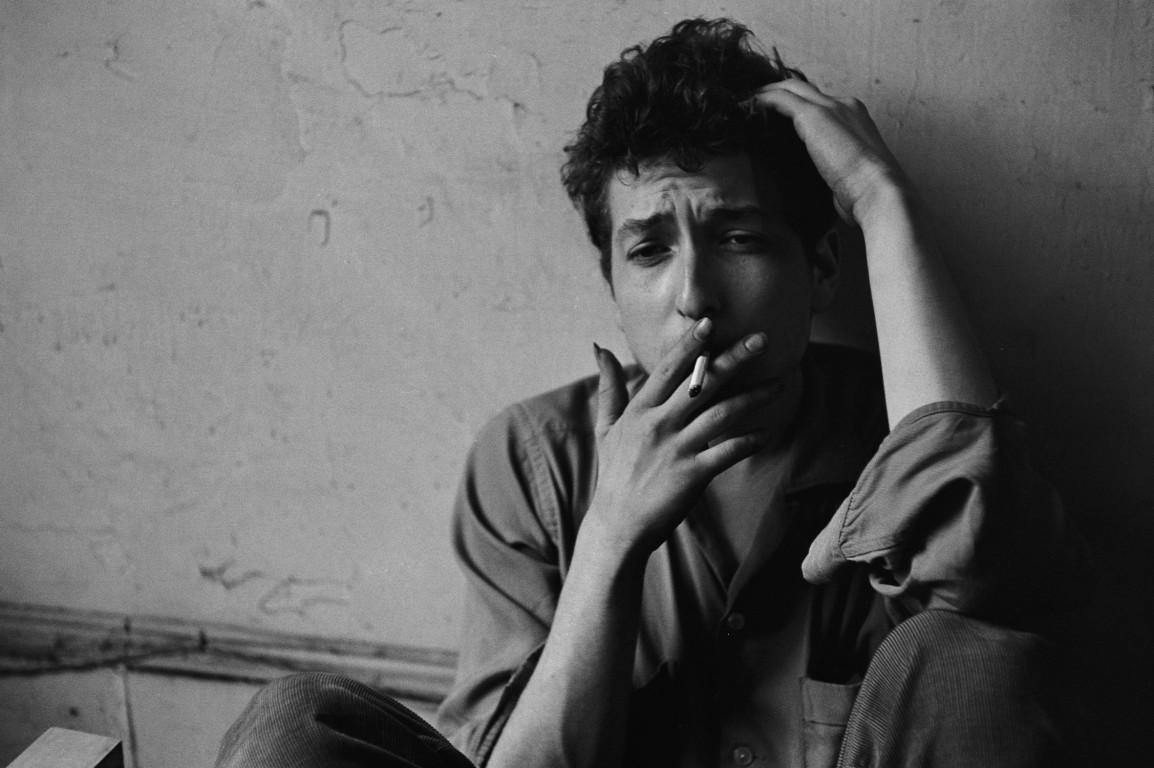 imagen Subastan letra inédita de Bob Dylan en Christies