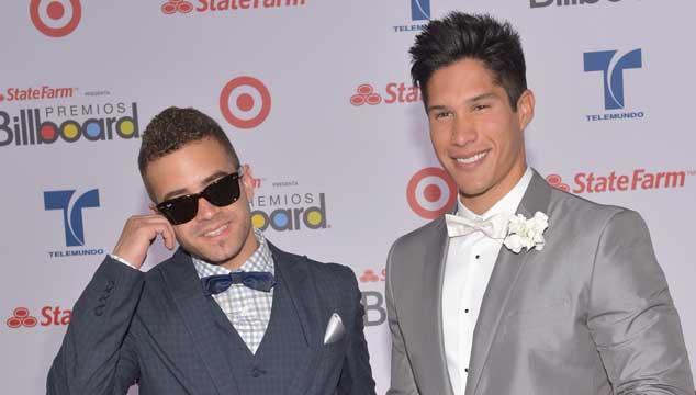 """imagen Chino y Nacho serán jurados en la versión latina de """"The X Factor"""""""