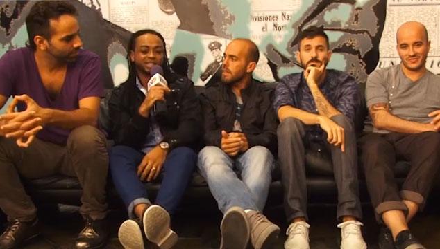 imagen El Nacional entrevista a Cultura profética antes de su concierto en Venezuela