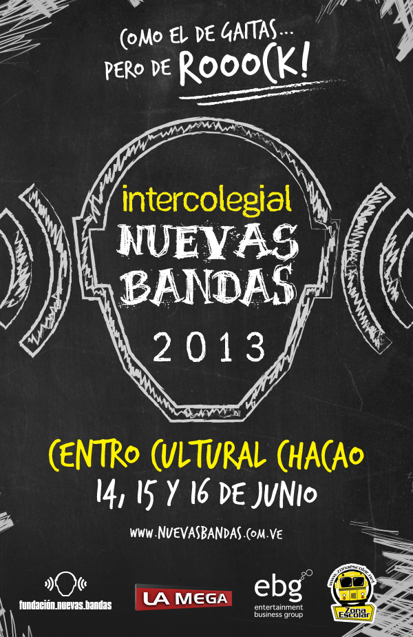flyer intercolegial 2013