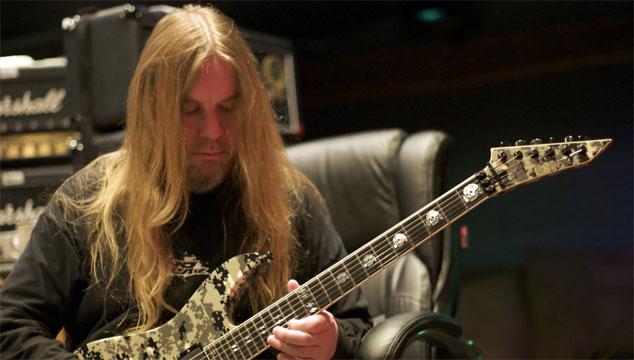 imagen Murió Jeff Hanneman, guitarrista y fundador de Slayer