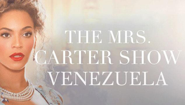 imagen Todo lo que debes saber sobre el concierto de Beyonce en Venezuela