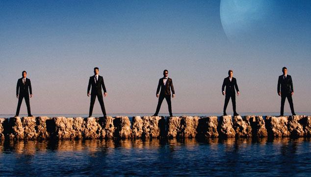 "imagen Backstreet Boys lanza su sencillo ""In a World Like This"""