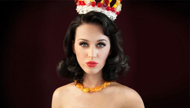 imagen Katy Perry está insegura de su apariencia
