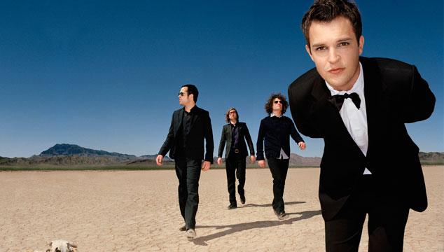 imagen The Killers trabaja en una nueva canción con M83