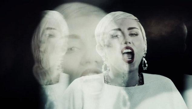 imagen Miley Cyrus habla sobre la marihuana
