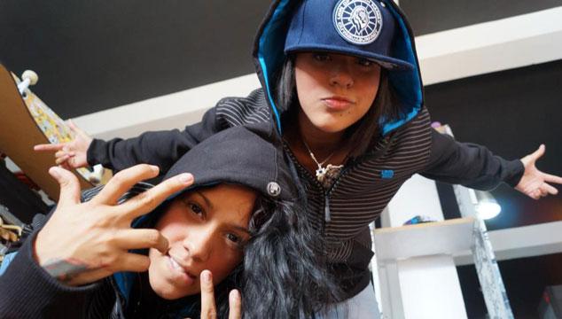 """imagen El rap femenino """"pa' que sean serias"""""""