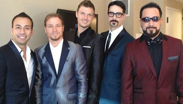 "imagen Los Backstreet Boys estrena el video de ""In A World Like This"""