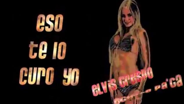 """imagen Llueven las críticas sobre la versión de Elvis Crespo y Pitbull del clásico """"Sopa De Caracol"""""""