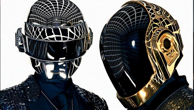 imagen Las figuras de Daft Punk hacen su aparición en Comic Con 2013