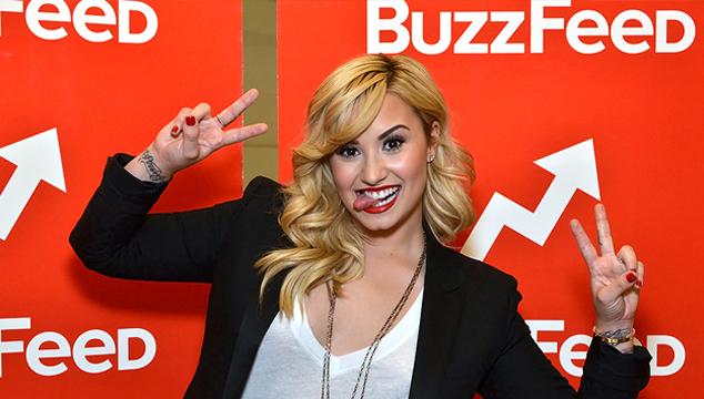 imagen Demi Lovato dice que puede hablar con los espíritus