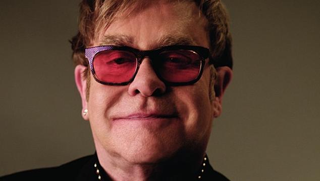 imagen Elton John es el primero en recibir el Brits Icon Award