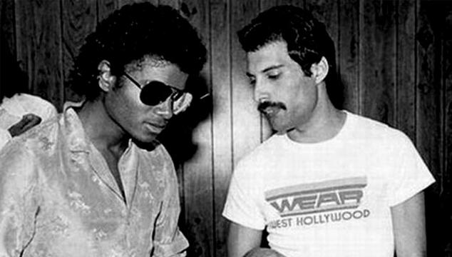 imagen Por fin serán publicadas las grabaciones de Freddie Mercury y Michael Jackson