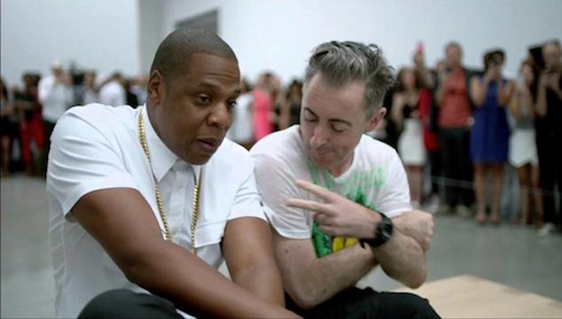 """imagen """"Picasso Baby"""", un especial de Jay Z transmitido en HBO (TRAILER)"""