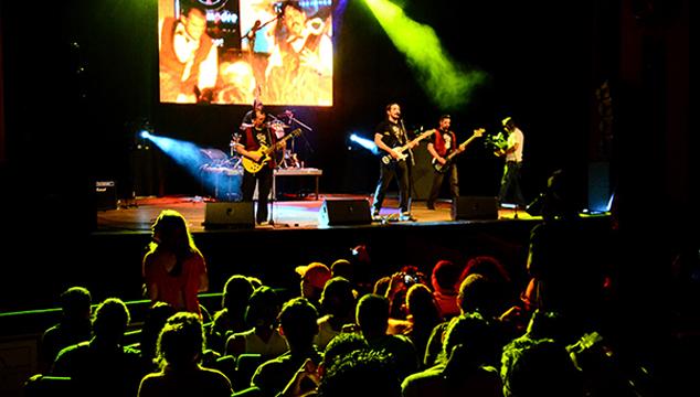 imagen El Universal: El rock nacional se sube a las grandes tarimas