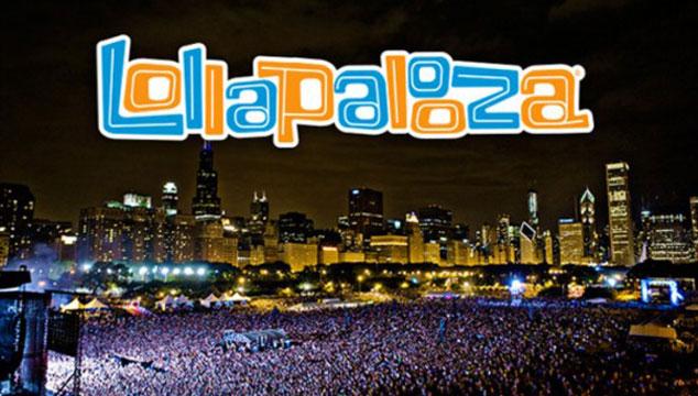 imagen El festival Lollapalooza Chicago 2013 será transmitido por streaming