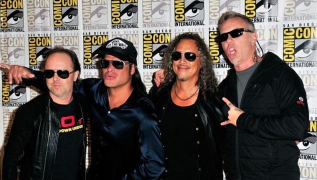 imagen Metallica promete un nuevo álbum para el 2014