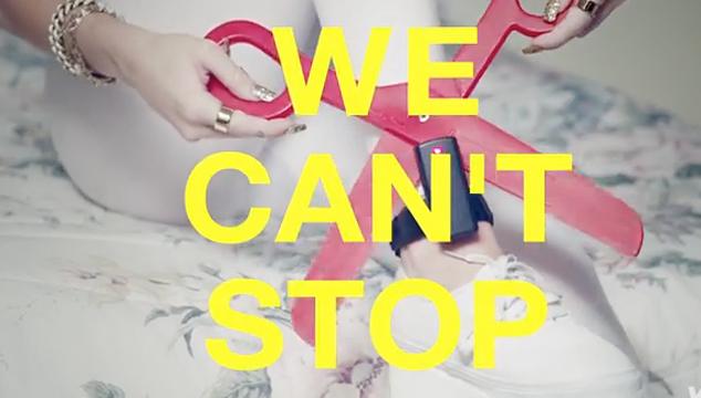 """imagen Miley Cyrus canta sobre una droga en su nuevo sencillo """"We Can't Stop"""""""