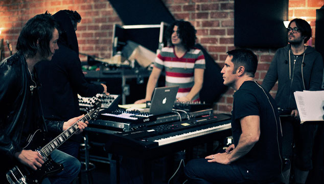 "imagen Nine Inch Nails estrena ""Disappointed"""