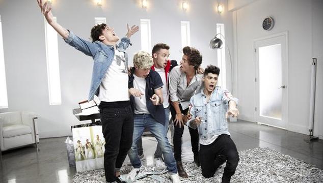 imagen El nuevo video de One Direction