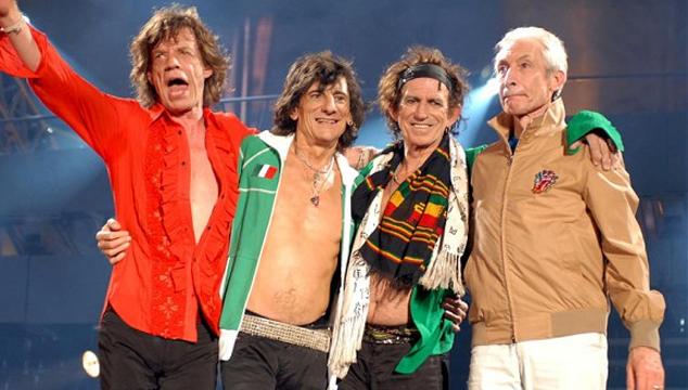 imagen Los Rolling Stones sacan un nuevo álbum