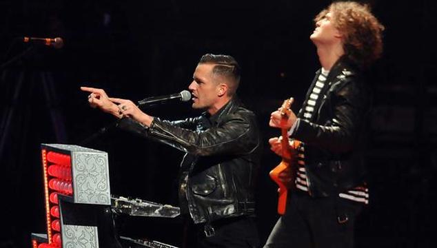 imagen The Killers le dedica una canción a Wembley, en Wembley