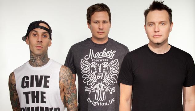 imagen Blink-182 sacará nuevo disco en 2014