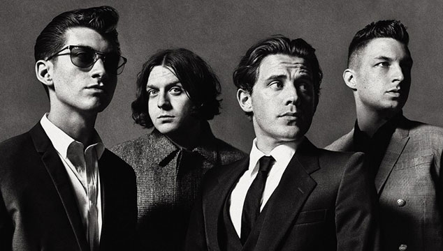 "imagen Arctic Monkeys estrena nueva canción: ""Stop The World I Wanna Get Off With You"""