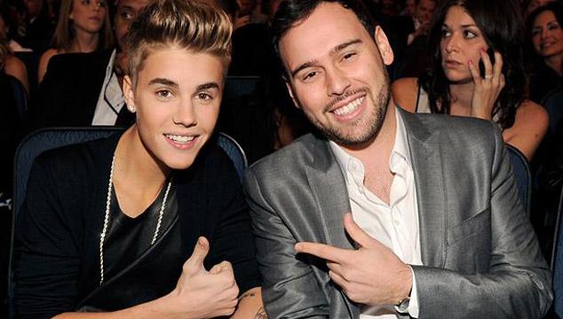 imagen El manager de Justin Bieber podría ser el nuevo juez de American Idol
