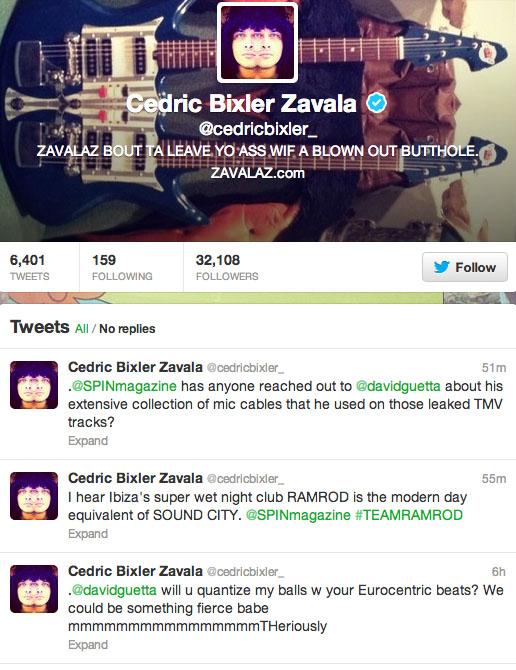 Cedric tuits