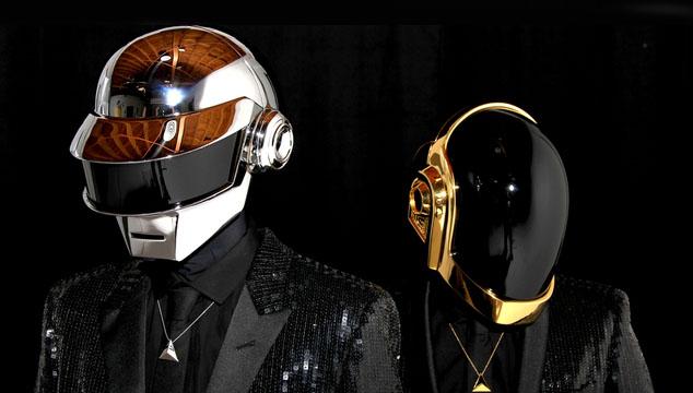 imagen Según MTV, Daft Punk eligió no aparecer en The Colbert Report