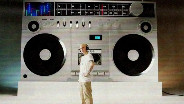 """imagen Escucha """"Berzerk"""", el nuevo sencillo de Eminem"""